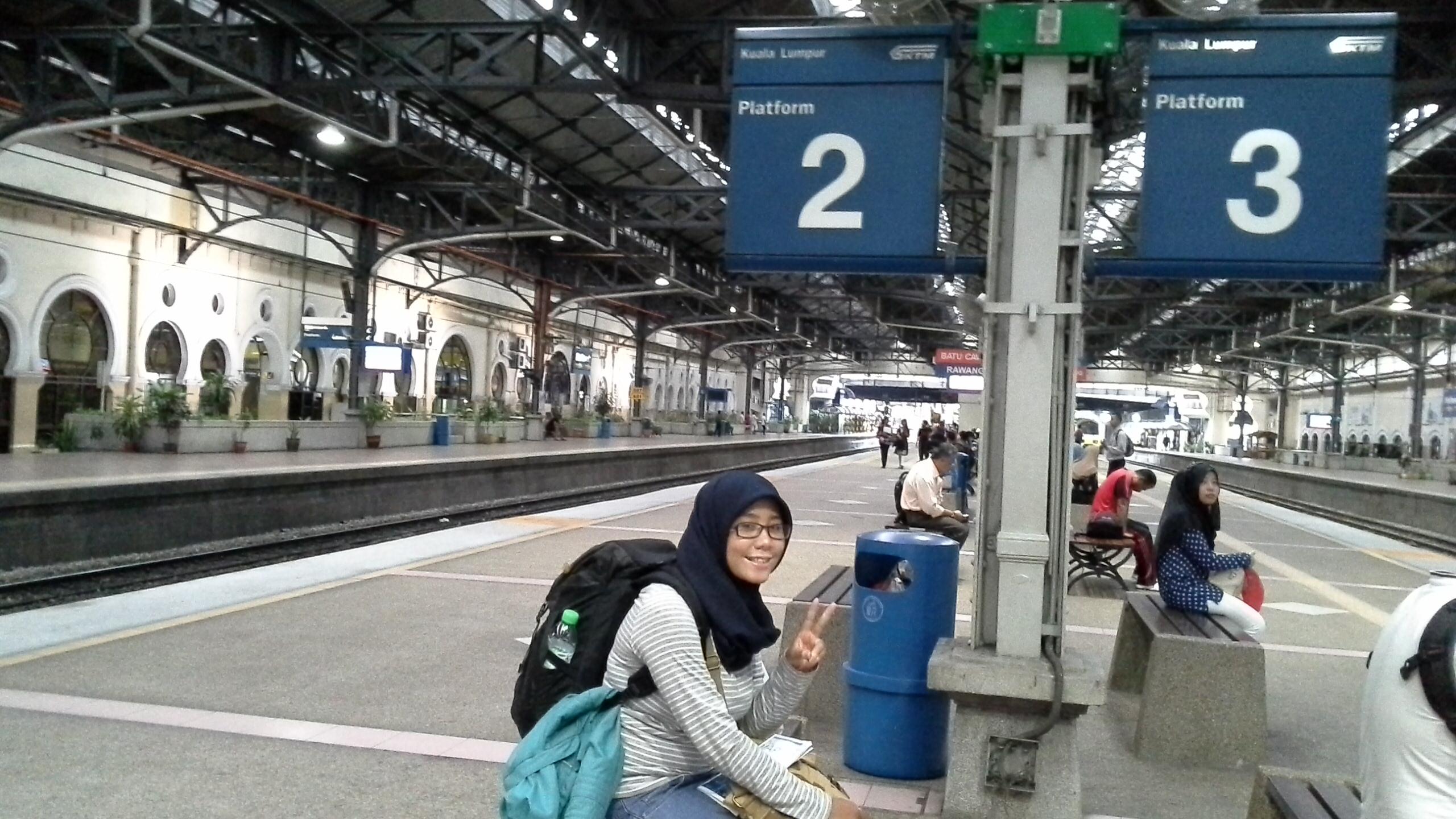 Backpacker Mencinta Indonesia